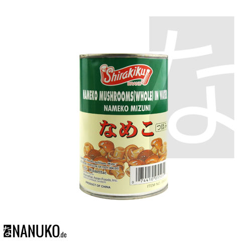 Nameko Mizuni Nameko Mushrooms 400g