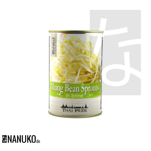 Thai Pride Canned Mung Bean Sprouts