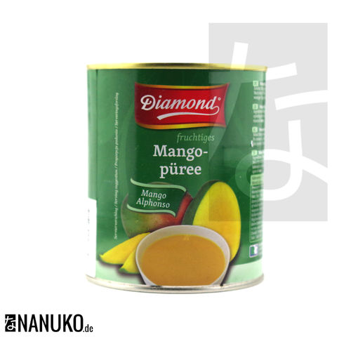 Diamond Mango-Püree in Konserve