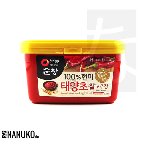 Sunchang Gochujang 1kg (korean Pepperpaste)