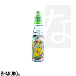 Ramune Pokemon 200ml (japanese carbonated softdrink)