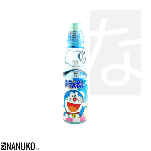 Ramune Doraemon 200ml (japanese carbonated softdrink)