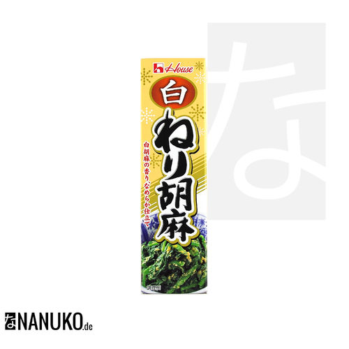 House Shiro Nerigoma seasoned Sesame Paste