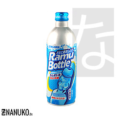 Sangaria Ramu Bottle Ramune Soda 500ml