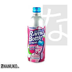 Sangaria Ramu Bottle Grape Soda 500ml