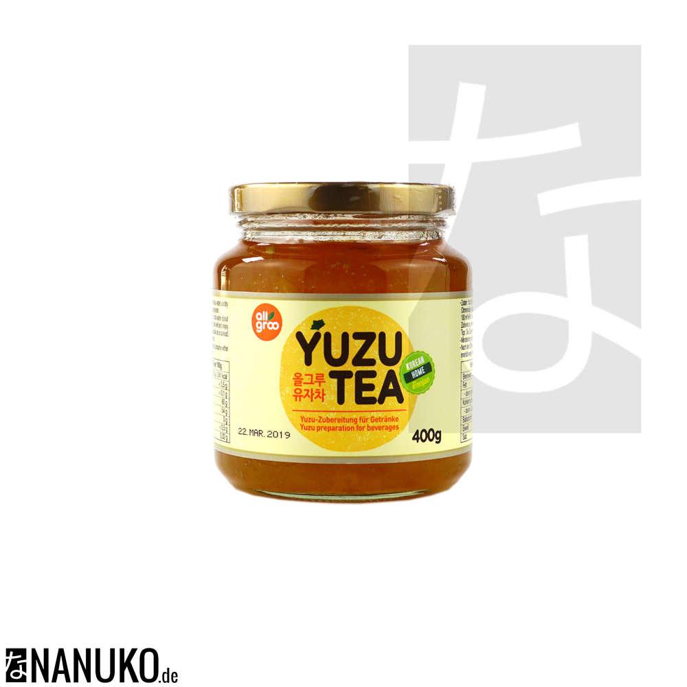 Allgroo Yuzu Tea 12g