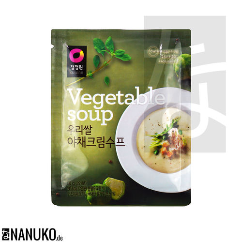 Chung Jung One Korean Vegetable Creamsoup