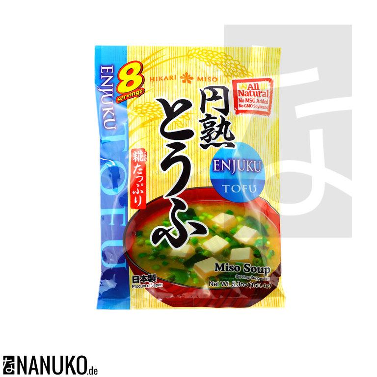 Hikari Miso Instant Misosoup Enjuku Tofu 150,4g | NANUKO.de Instant Miso Soup Packets