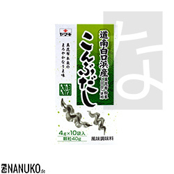 Yamaki Konbudashi 40g (japanese broth)