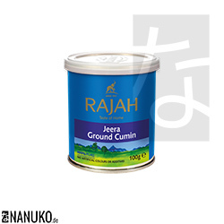 Rajah Jeera Ground Cumin gemahlen 100g