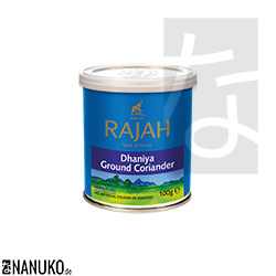 Rajah Dhaniya Ground Corinader gemahlen 100g