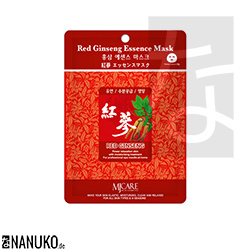 MJ Care Red Ginseng Essence Gesichtsmaske