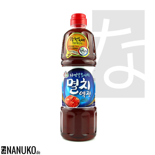 Assi Anchovy Fishsauce for Kimchi 900ml