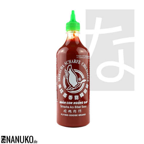 Flying Goose Sriracha Chilisauce 730ml