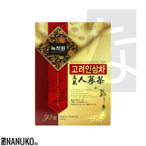 Nokchawon Korean Ginseng Tea 150g