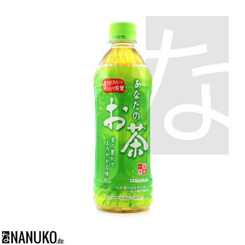 Sangaria Anata No Ocha 500ml
