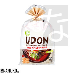 All Groo Instant Udon Noodle Hot Spicy 690g