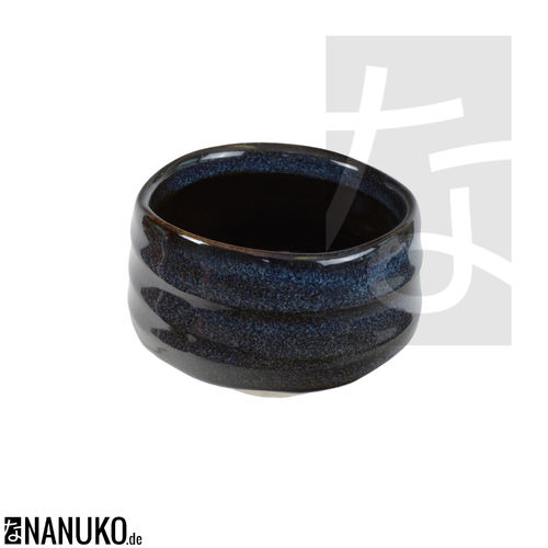 Matchacup darkblue from Japan