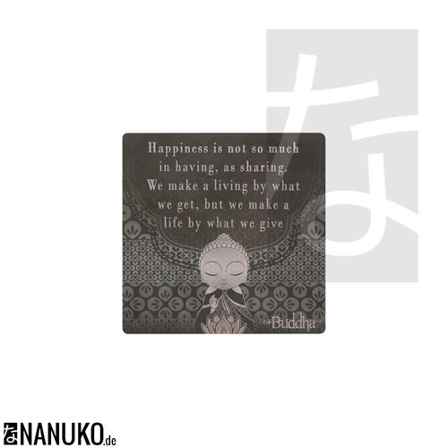 Little Buddha Fridge Magnet LBS033