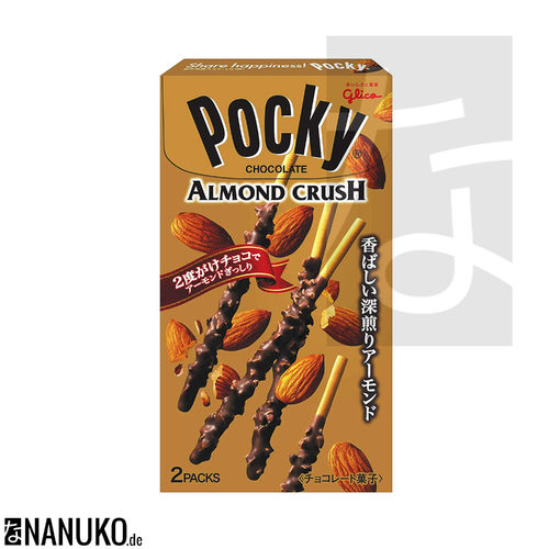 Pocky Almond Crush 45g