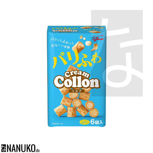 Glico Cream Collon Assari Milk 81g