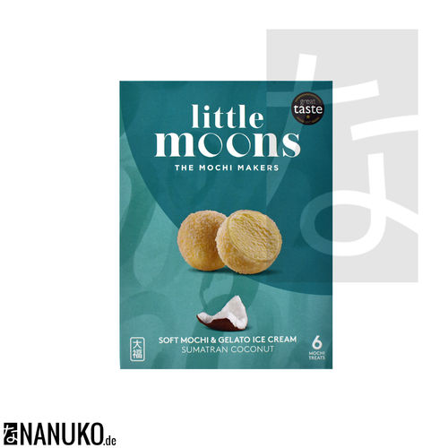Little Moon Kokos Mochi Eis