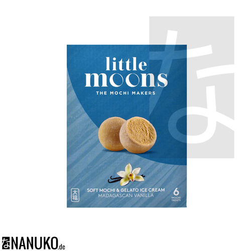 Little Moon Vanille Mochi Eis