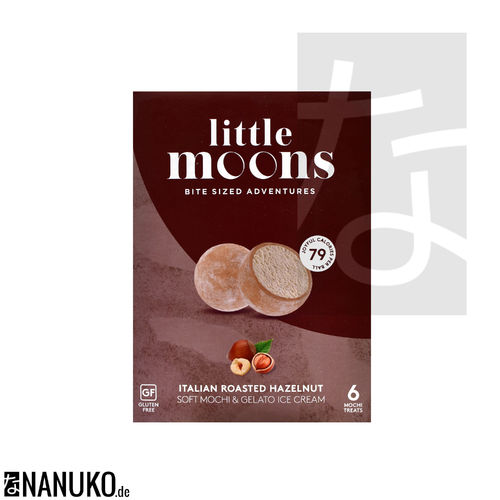 Little Moon Hazelnut Mochi Ice