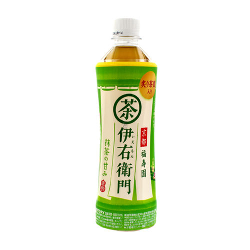 Suntory Ryokucha Iemon 525ml