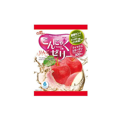 Konjac Jelly Apple 108g