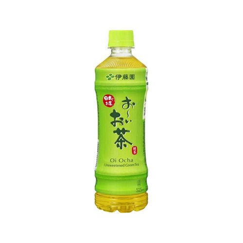Itoen Oi Ocha Greentea in Bottle 525ml