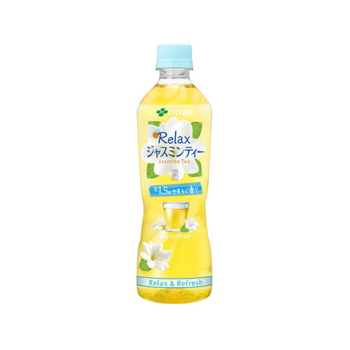 Itoen Jasmine Tea in Bottle 500ml