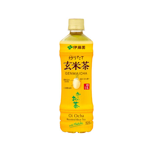 Itoen Matcha Genmaicha Greentea in Bottle 525ml
