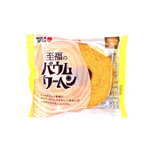 Shifuku-No Baumkuchen Original 50g