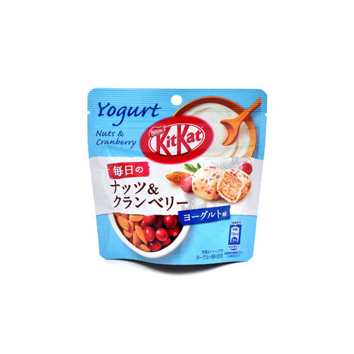 KitKat Bite Everyday Nuts & Cranberry Yogurt Chocolate