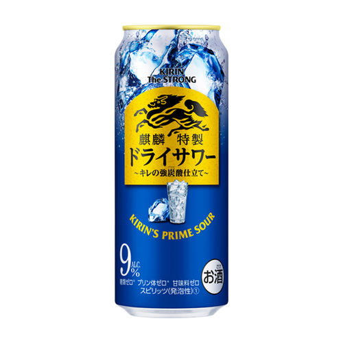 Chuhai Kirin The Strong Prime Sour Trocken 500ml