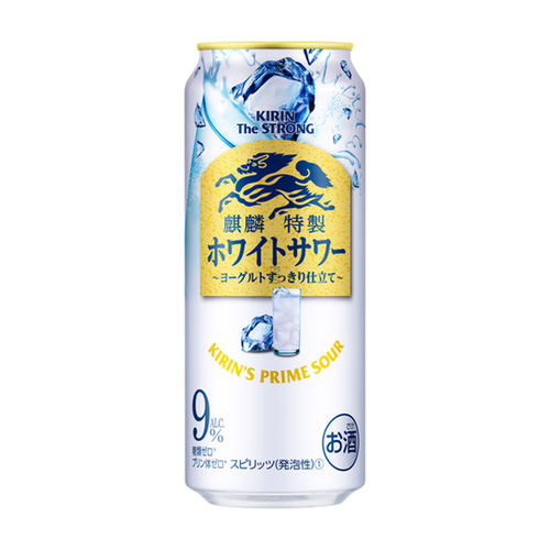 Chuhai Kirin The Strong Prime Sour Joghurt 500ml
