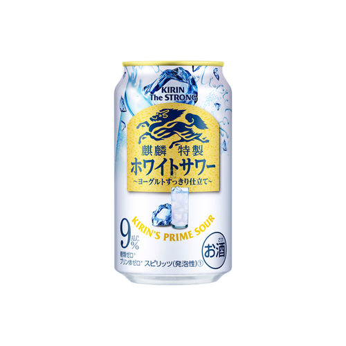 Chuhai Kirin The Strong Prime Sour Joghurt 350ml