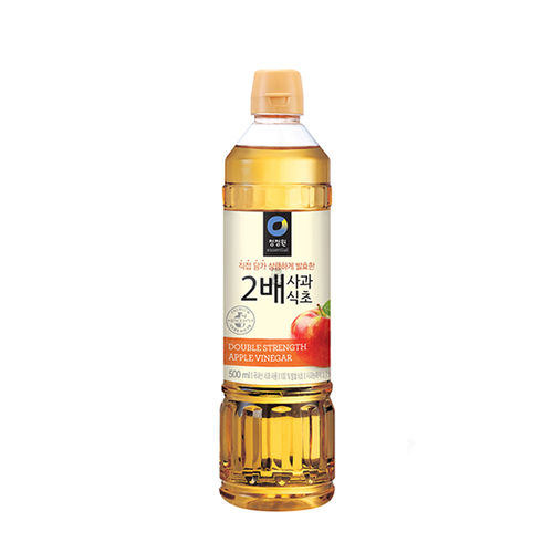 CJO Apple Vinegar Double Strength 500ml