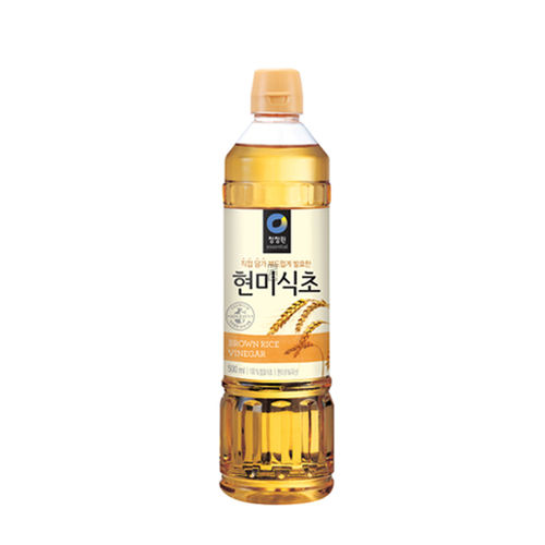 CJO Brownrice Vinegar 500ml