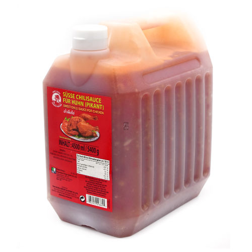 Cock Sweet Chillisauce for Chicken 4,5L