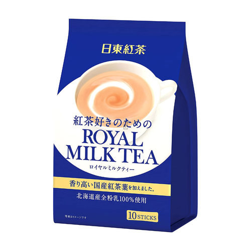 Nittoh Royal Milk Tea Instant Sticks 140g