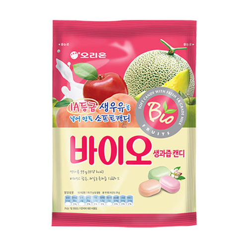 Orion Bio Soft Candy Fruits 99g