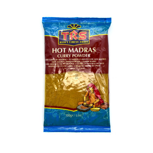 TRS Madras hot Curry Powder 100g (Spice)