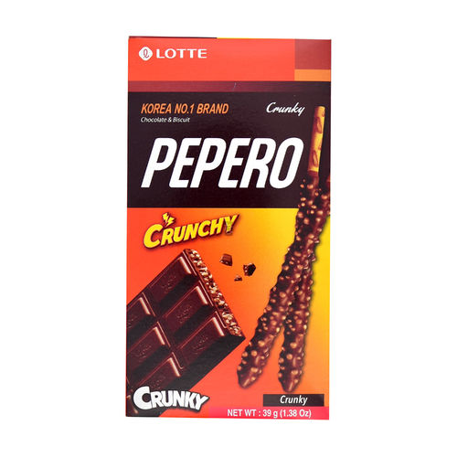Lotte Pepero Crunky 39g