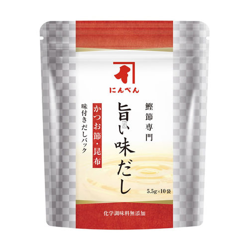 Ninben Katsuo Bonito Dashi Seasoning 55g (japanese seasoning)