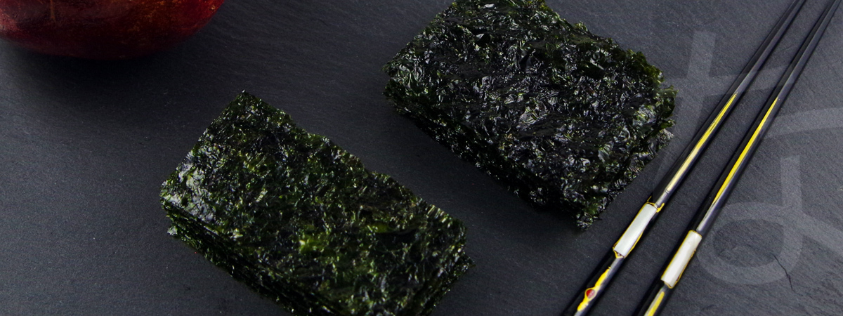 Sushi Nori Sheets - Shop online at nanuko.de