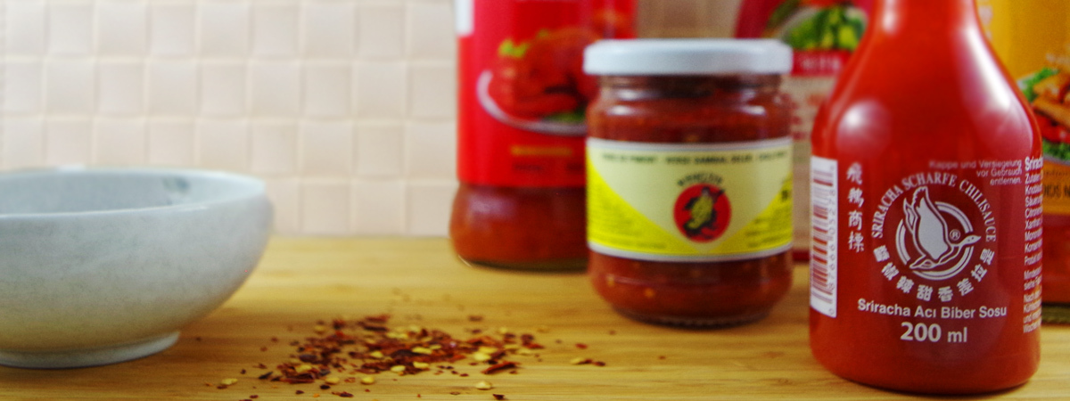 Chilisauce - nanuko.de Onlineshop for chilisauces, sriracha and sambal oelek