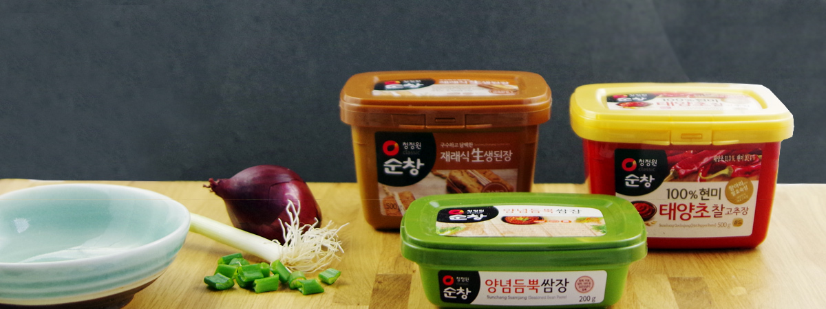 Korean Paste - nanuko.de Onlineshop for korean paste, kochujang, ssamjang, doenjang, chajang